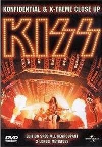 Cover KISS - Konfidential [DVD]
